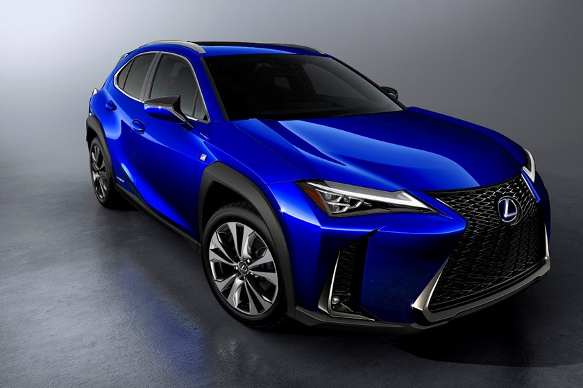 2019 Lexus UX First Look Review: Redefined Entry-Level Luxury