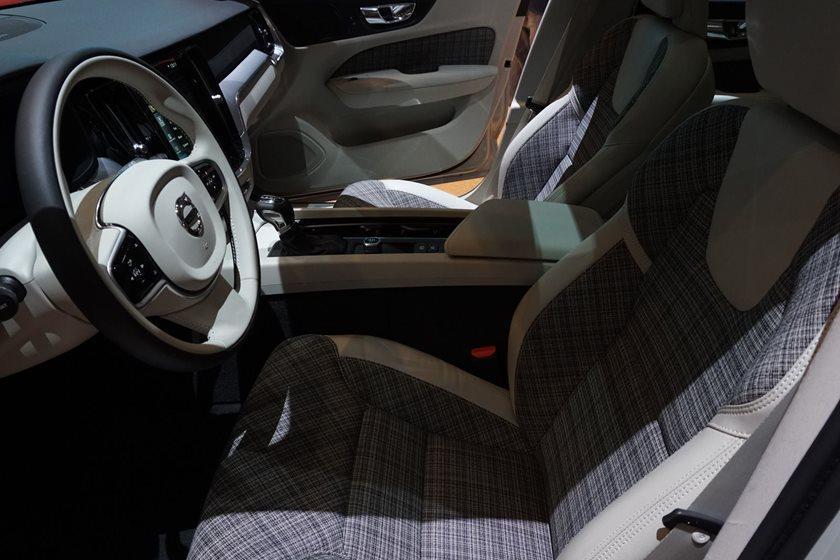 2019 Volvo V60\'s Interior In Geneva Has A Super Groovy Name - CarBuzz