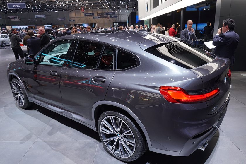 Stylish 2019 Bmw X4 Suv Takes A Bow At Geneva Carbuzz