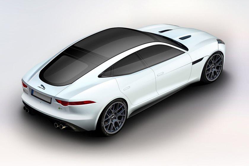 Jaguaru0027s Head Of Design Wants A Four Door F Type   CarBuzz