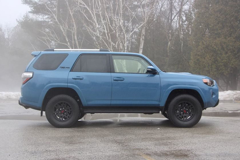 2018 Toyota 4Runner Test Drive Review: Off Road Deadly, On Road Friendly