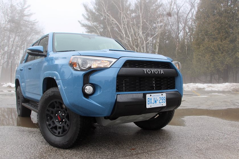 2018 Toyota 4runner Review Trims Specs And Price Carbuzz