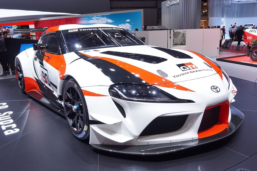 Toyota Supra Not Coming Until 2019   CarBuzz