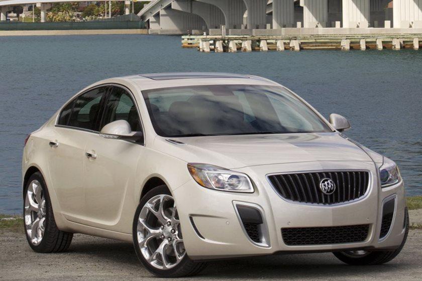 buick regal manual transmission review