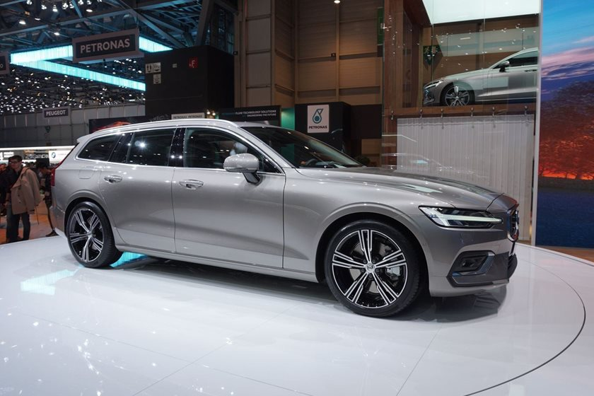 2019 volvo s60 leaks ahead of official reveal carbuzz. Black Bedroom Furniture Sets. Home Design Ideas