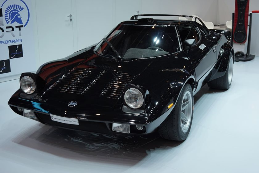Take A Look At The New Ferrari Powered Stratos In The Flesh Carbuzz