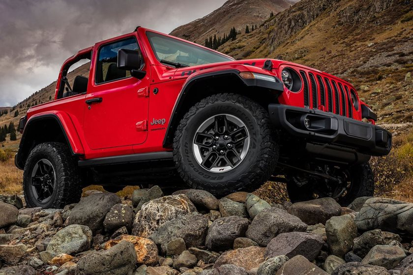 Is The New Jeep Wrangler S Price Tag Already Increasing Carbuzz