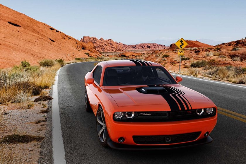 Dodge Makes Challenger Even More Old School Carbuzz
