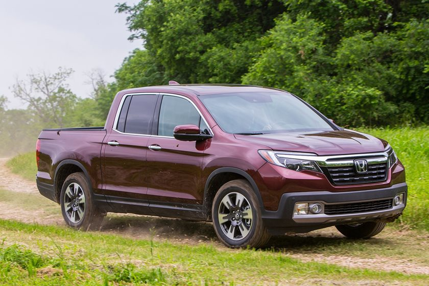 The Mid Size Pickup Features Up To 5,000 Pounds Of Towing Capacity And A  Maximum Of 1,584 Pounds Of Payload Capacity. All Ridgelines Incorporate An  ...
