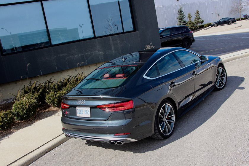 2018 Audi S5 Sportback Review Trims Specs And Price Carbuzz