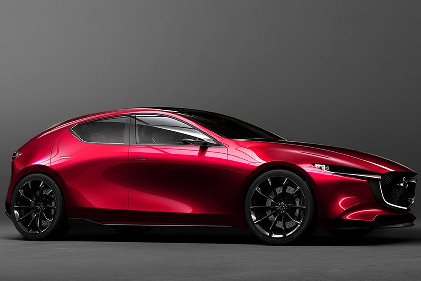 Mazda 3 Kai >> LEAKED: The Next Mazda 3 Will Have Awesome Digital Gagues - CarBuzz