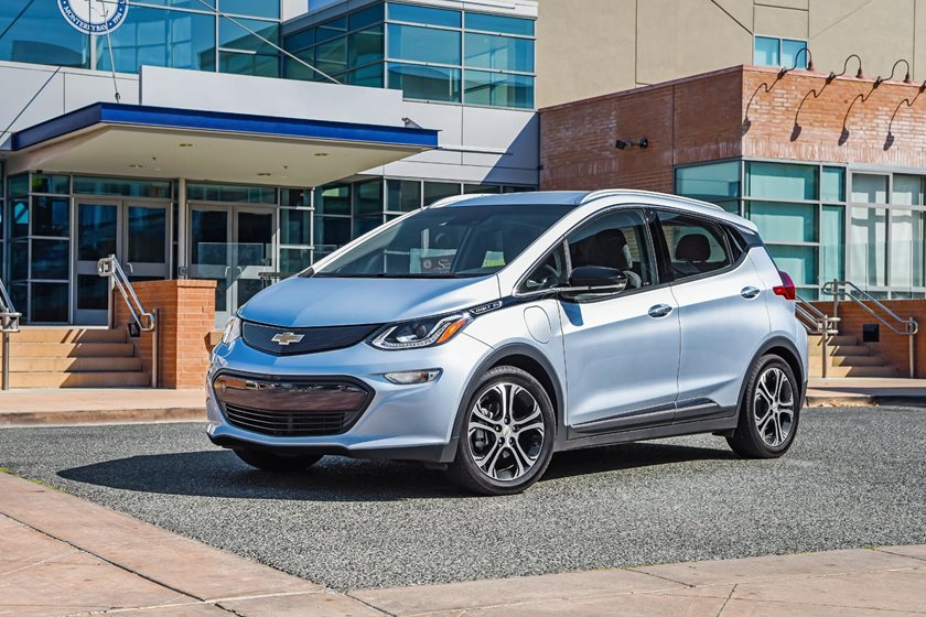 Influx Of New EVs Giving Manufacturers A Big Problem
