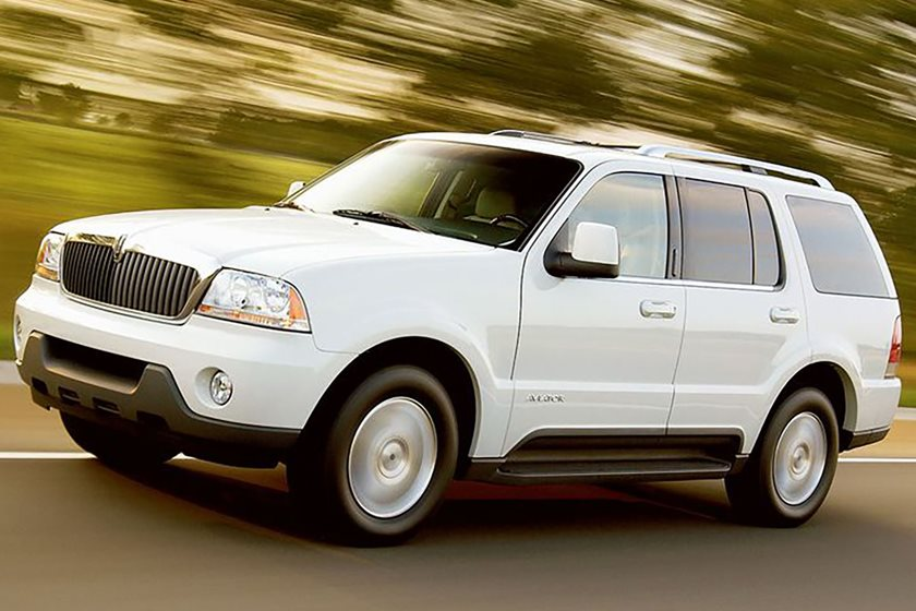redesign review suv front engine lincoln best aviator