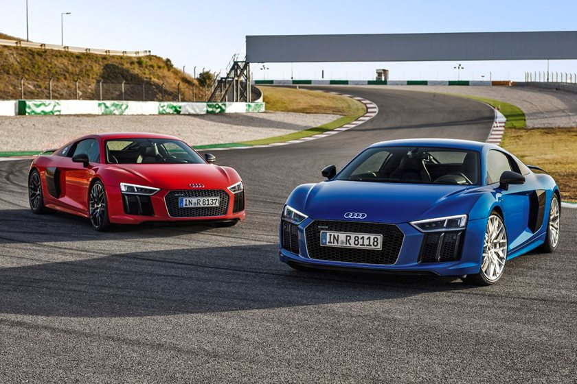 2019 Audi R8 V6 Coming To New York?   CarBuzz