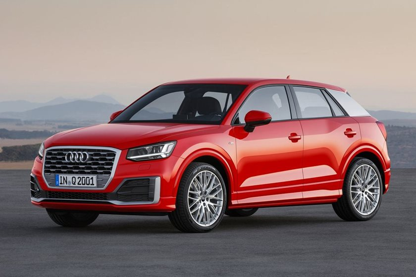 EntryLevel Audi Q Crossover Expected To Arrive In CarBuzz - Audi q1