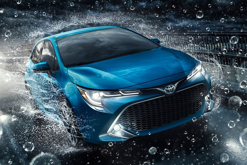 All-New Toyota Corolla Hatchback Breaks Cover With New Name