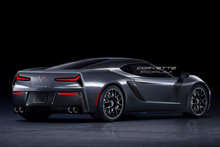 Mid-Engine Corvette C8 Could Get 4.2-Liter Cadillac V8