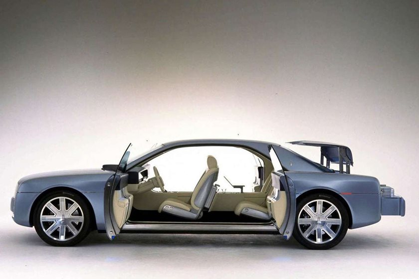 Lincoln Continental To Receive Iconic Suicide Doors   CarBuzz