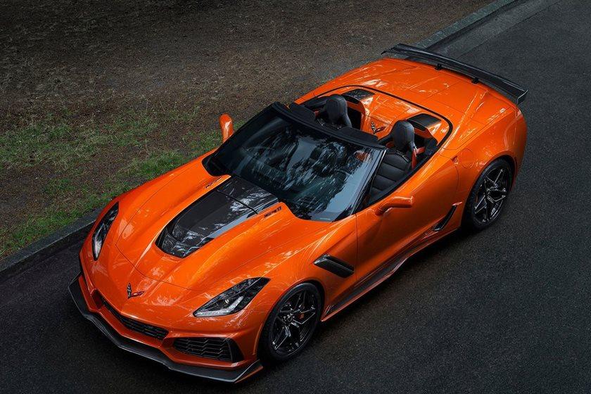 Corvette C7 Zr1 >> Video Suara Ganas Corvette Zr1 2019 Di Sebring
