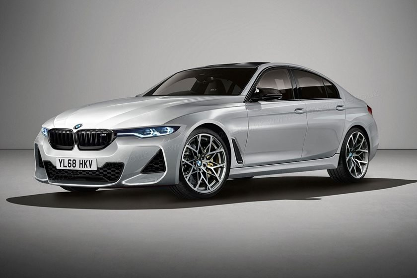 The 2019 Bmw M3 Will Kick Off A 26 Car M Division Assault Carbuzz