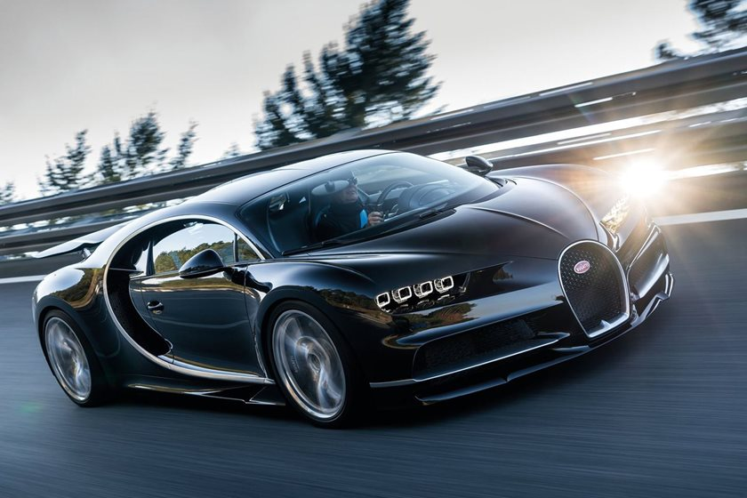 Bugatti Chiron Top Speed Remains A Mystery To New CEO - CarBuzz