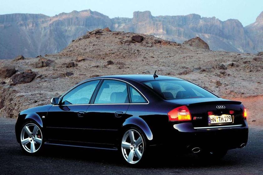 Cheap To Buy Expensive To Own 2003 Audi Rs6 Carbuzz