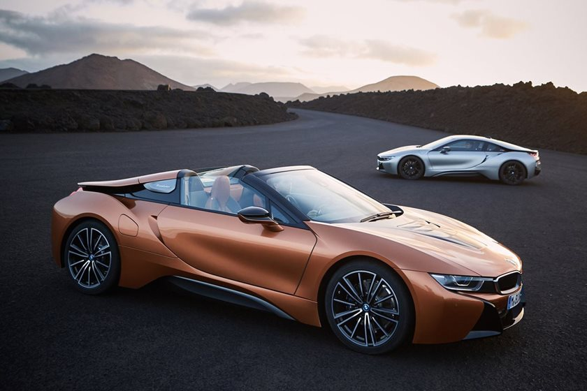 There Could Be A Second Generation Bmw I8 After All Carbuzz
