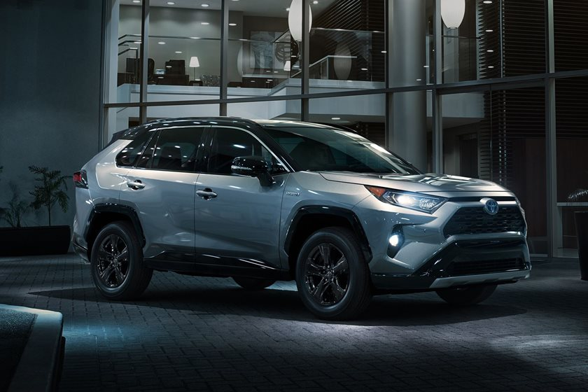The 2019 Toyota Rav4 Hybrid Will Have A 600 Mile Range Carbuzz