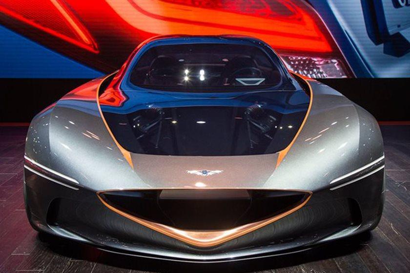 Lamborghini Genesis Why Did Genesis...