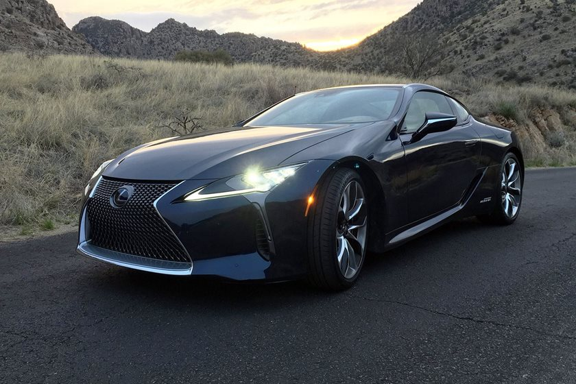2018 Lexus LC500h Test Drive Review: Should Aston Martin Be Worried