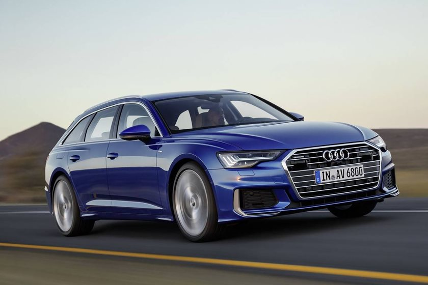 2019 Audi A6 Avant Is An Absolute Stunner Carbuzz