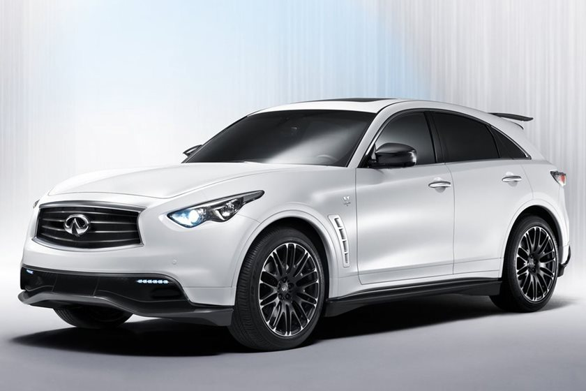 5 Things We D Do To Improve The Infiniti Brand Carbuzz