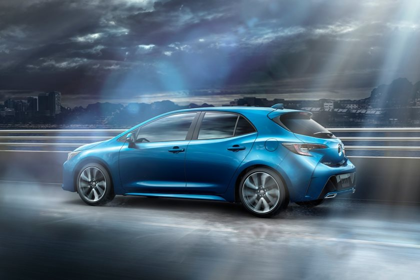 2019 Toyota Corolla Hatchback First Look Review Son Of Scion Gets