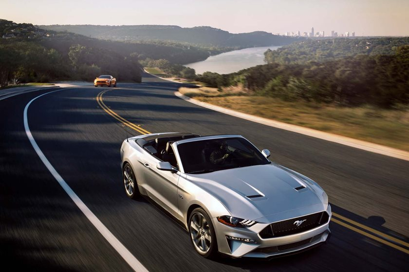 Ford Mustang Is The Best Selling Sports Car In The World Again