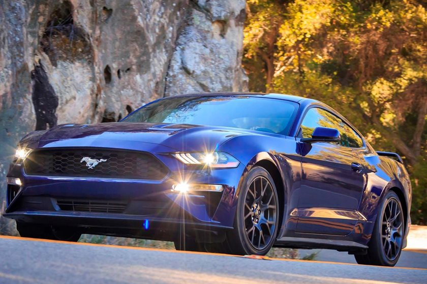 For The Third Year Running The Ford Mustang Takes Home The Crown As The Top Selling  Sports Coupe In The World. The Blue Oval Delivered 125,809 Mustangs To ...