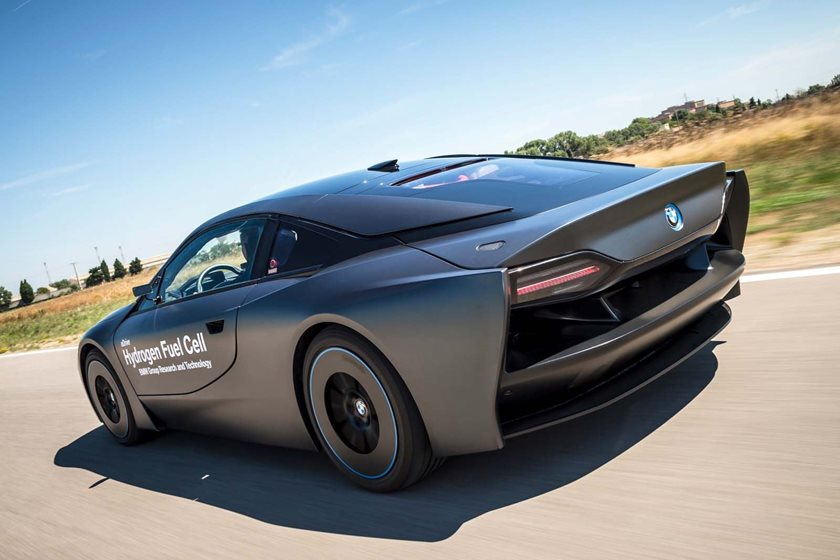 Elegant BMW Wants To Build A Hydrogen Powered Race Car   CarBuzz