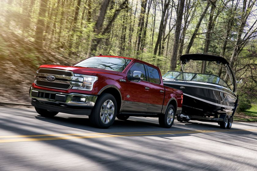 2019 Ford F-150 Diesel Gets 30 MPG Highway, But There's A ...