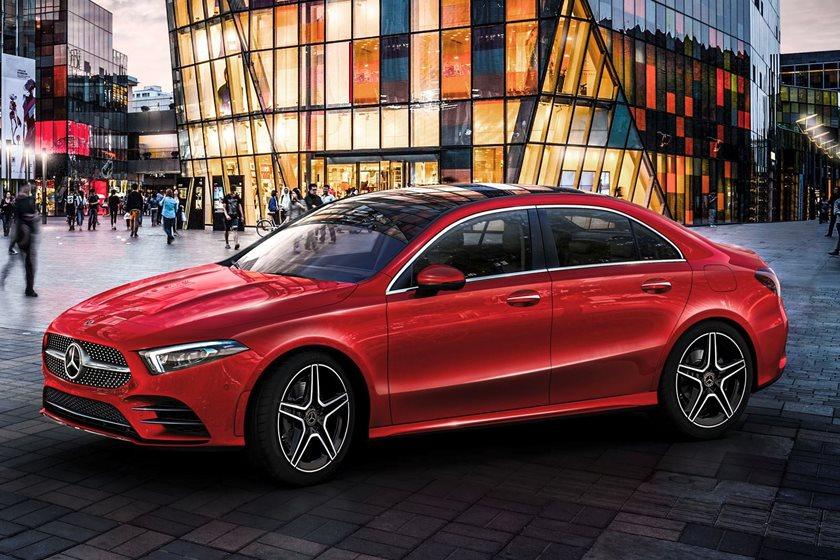 2019 Mercedes-Benz A-Class Sedan Is Big In China