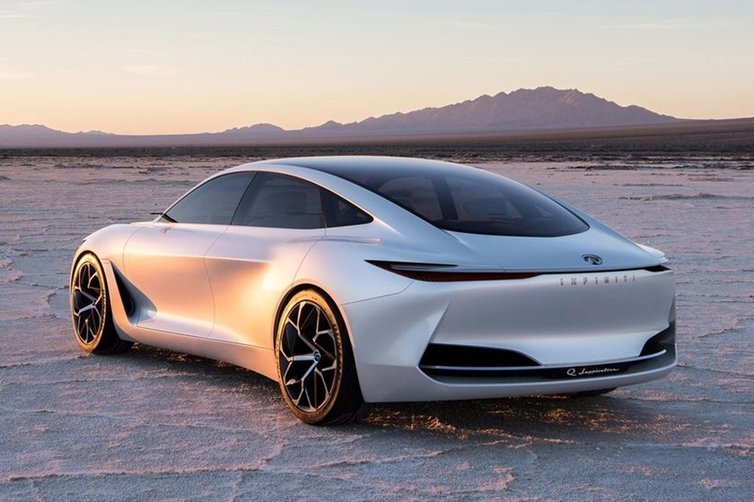 Infiniti Confirms Its Electric Cars Will Be Pretty Carbuzz