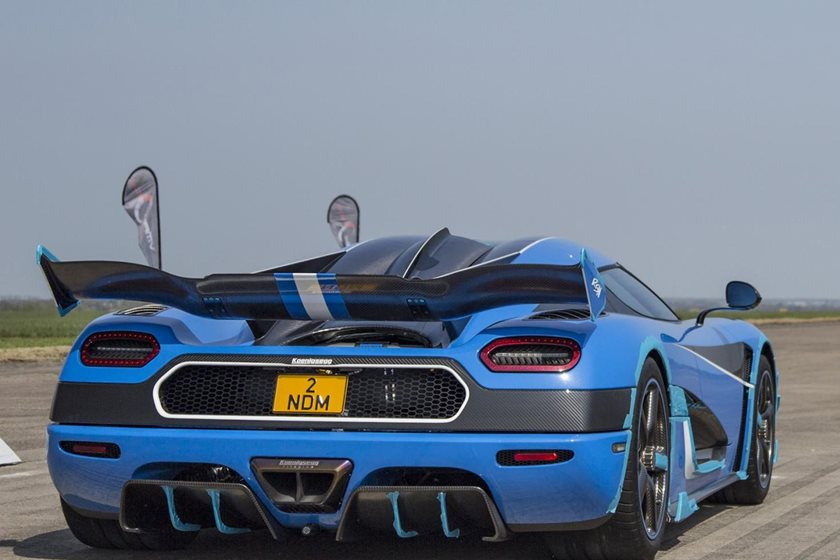 Koenigsegg Agera RS Sets Yet Another Top Speed Record - CarBuzz