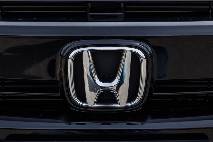 2018 Honda Civic Sport Touring Hatchback Front Badge