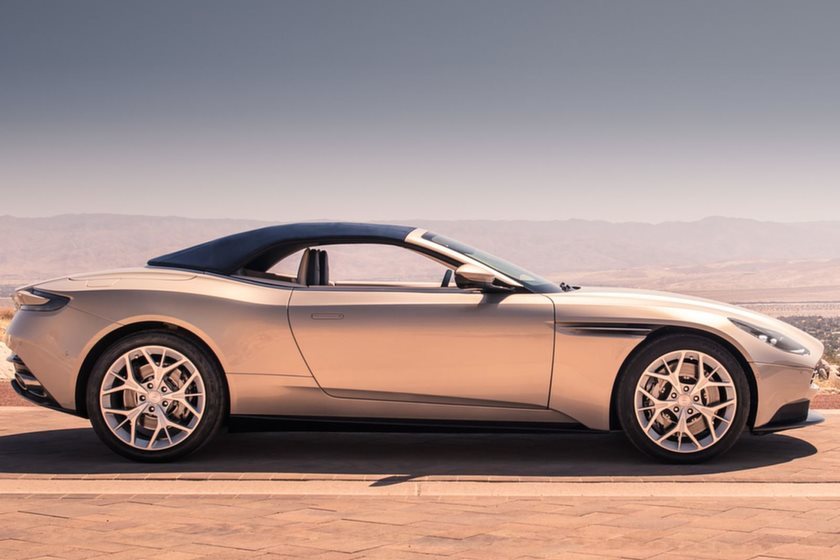 Youll Never Guess Why Aston Martin Decided Against A Hardtop DB - Hardtop convertible aston martin