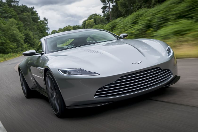Aston Martin Celebrates 70 Years Of DB Cars With Stunning Gallery Of ...