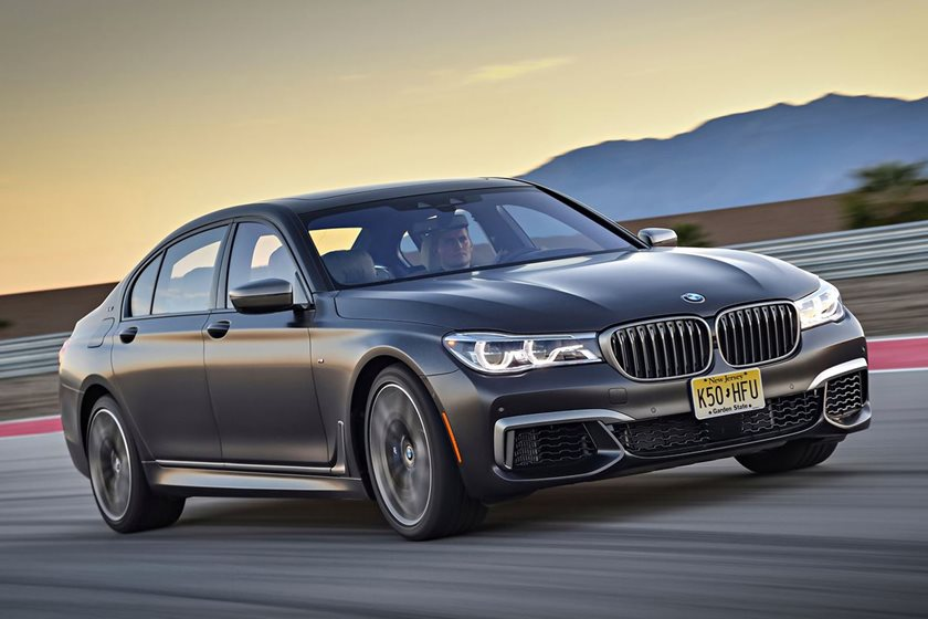 BMW M7 Trademark Application Has Been Filed And We're Stoked - CarBuzz