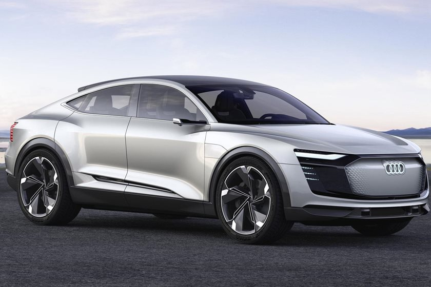 Audi's All-Electric Onslaught To Start This Summer