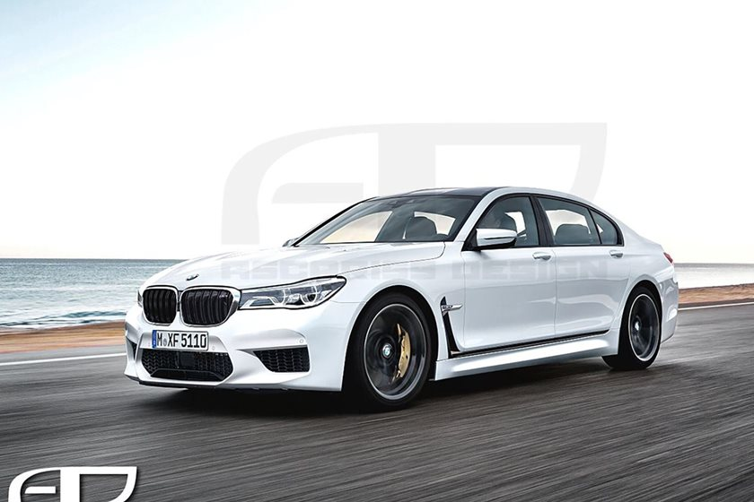 The BMW M7 Needs To Become A Reality - CarBuzz