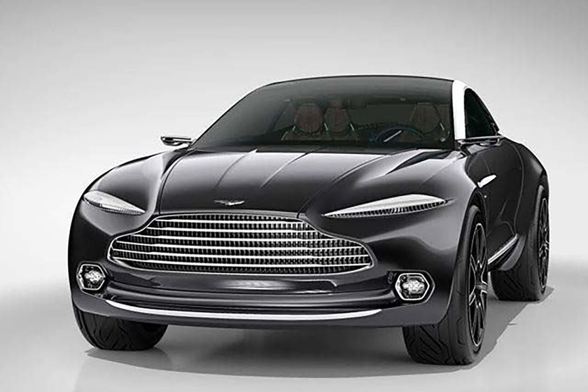 Aston Martin Dbx Crossover Hybrid Could Pack 700 Hp Carbuzz