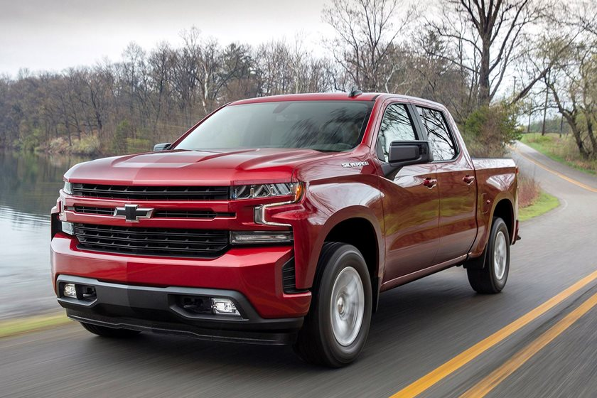 Surprise! 2019 Chevrolet Silverado 1500 Gets New Turbo Four With 310 HP
