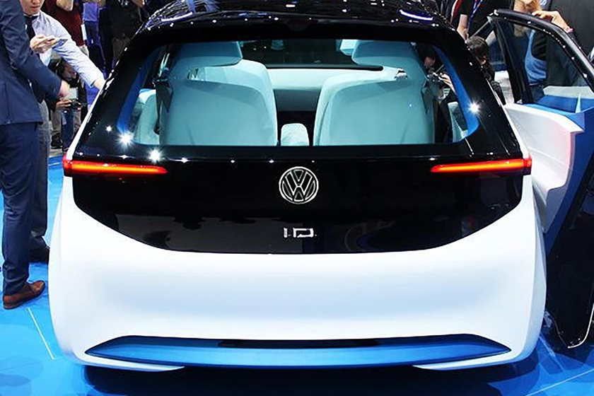 Volkswagen Pulls Out Of Paris Motor Show CarBuzz - Vw car show las vegas