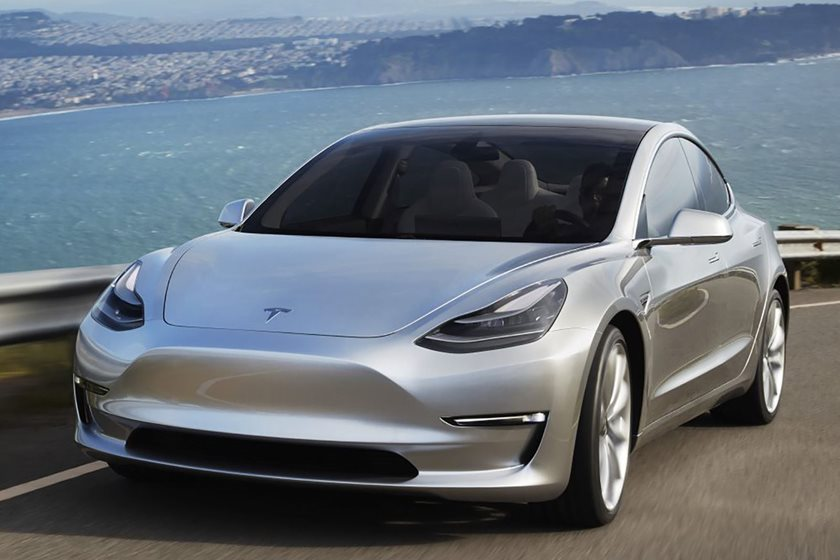 All-Wheel Drive Tesla Model 3 Performance Specs Finally Revealed
